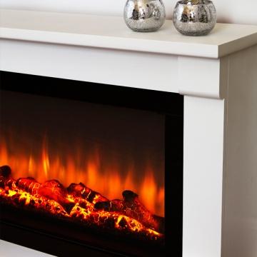 Suncrest Bradbury Electric Fireplace Suite Flames Co Uk